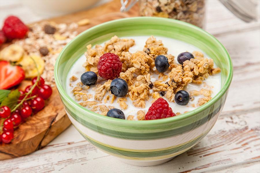 Cereal & Malted Beverages