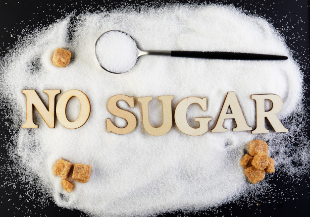Consume Less Sugar to Be Healthier