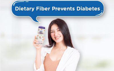 How Dietary Fiber Prevents Diabetes