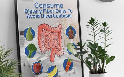 How Dietary Fiber Prevents Constipation and Diverticulosis